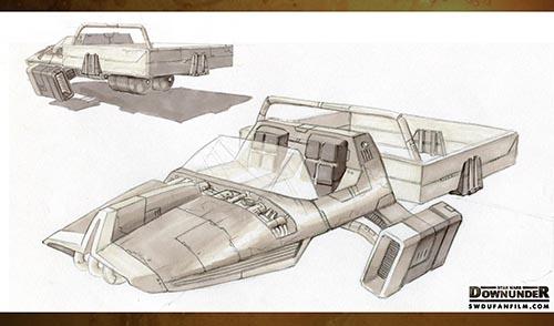 Star_Wars_Downunder_Fan_Film_Concept_Art_Ute_Speeder_Small