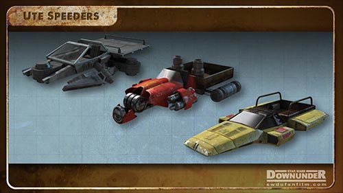 Star_Wars_Downunder_Fan_Film_Vehicles_Ute_Speeders